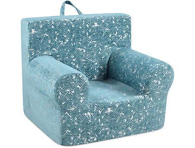 Kid's Grab-n-go Chair Aqua, , large