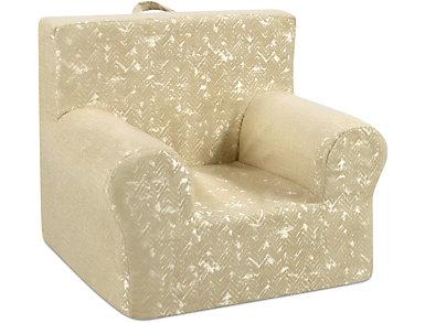 Kid's Grab-n-Go Chair Ivory, , large