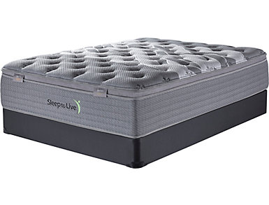 Series 4.0 QLPSF Mattress Set, , large