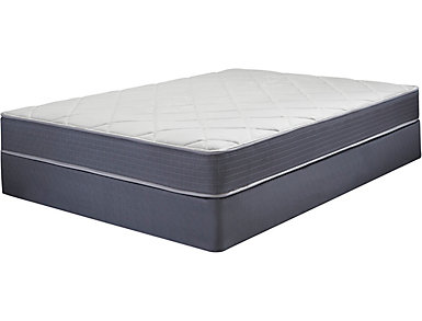 King Koil Gaylord Twin Mattress Low Profile Foundation Set, , large