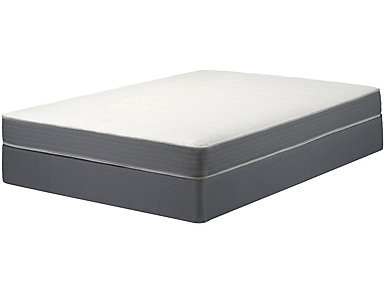 King Koil Tawas Queen Mattress Low Profile Foundation Set, , large