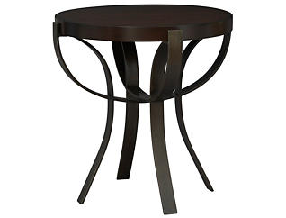 Onslow Round End Table, , large