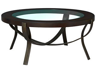Onslow Round Coffee Table, , large