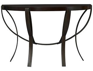 Onslow Sofa Table, Brown, , large