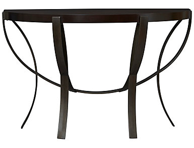 Onslow Sofa Table, Brown, , large