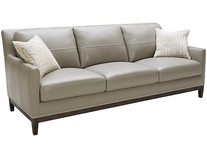 Roma Como Leather Sofa