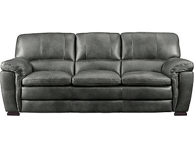 Max Sofa, Black, large