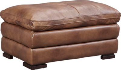 Max Ottoman, Brown, swatch