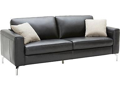 Matera Leather Sofa, , large