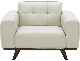 Turin Leather Chair, , large