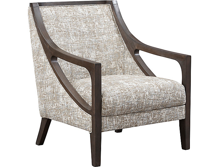 ... Dario III Fabric Accent Chair, , Large ...