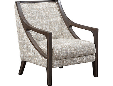 Dario III Fabric Accent Chair, , large