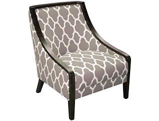 Grigio Accent Chair, , large