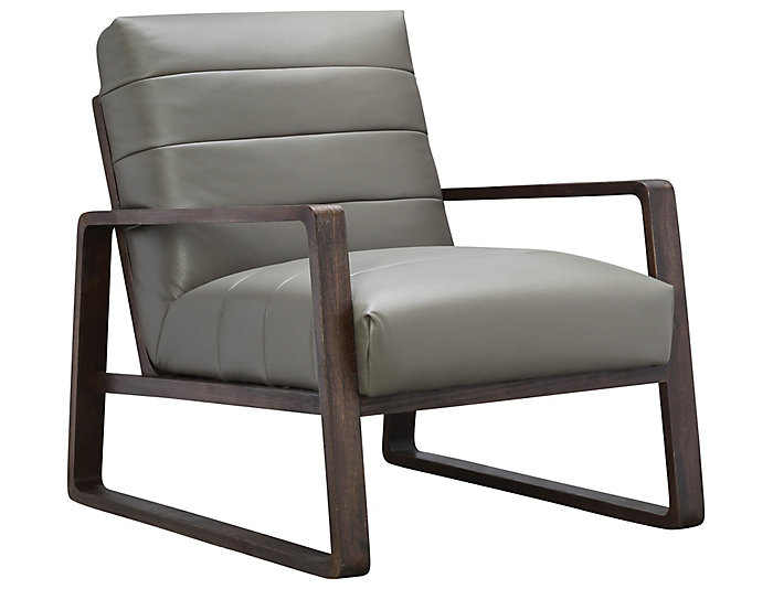 Aldo Leather Accent Chair