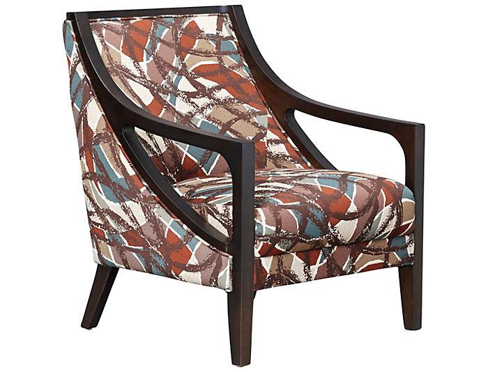 Dario II Fabric Accent Chair, , large