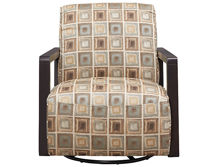 Astounding Coco Geometric Swivel Chair Bralicious Painted Fabric Chair Ideas Braliciousco