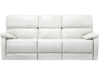 Sloan Power Reclining Sofa, Taupe, , large