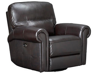Rico Leather  Power Glider, Burgundy, , large