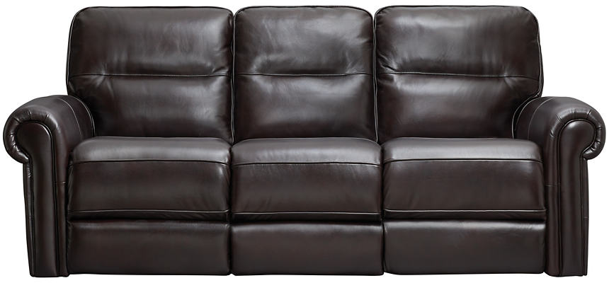 Rico Power Reclining Leather Sofa