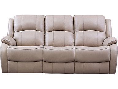 Luke Dual Power Reclining Sofa