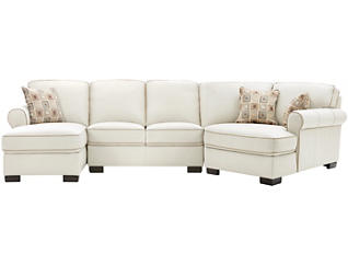 Coco II 3 Piece Sectional, , large