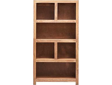 "60"" Husk Display Bookcase, , large"
