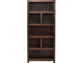 "72"" Display Bookcase, , large"