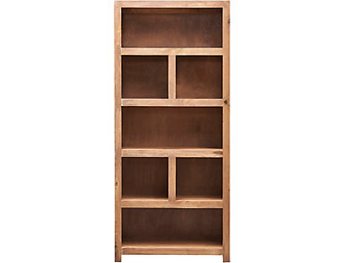 "72"" Husk Display Bookcase, , large"