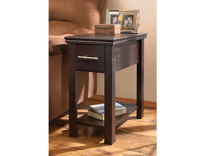 Chairside Table - 1-Drawer, , large