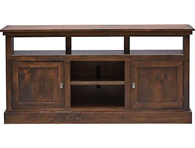 "Navarro 64"" Cafe Brown TV Stand, , large"