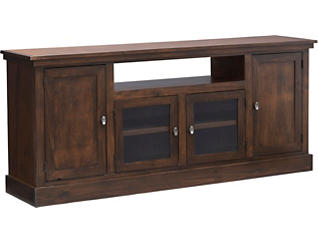 "Navarro 74"" Console, Latte Brown, large"