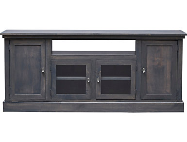 "Navarro 74"" Platinum TV Stand, , large"