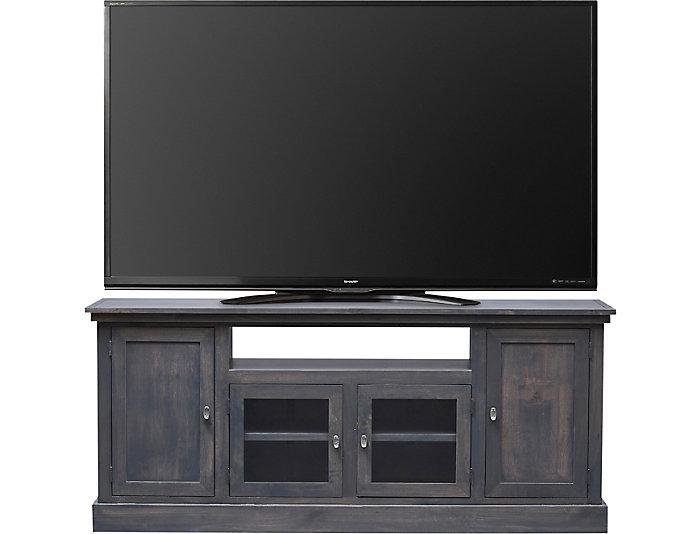 "Navarro 74"" Platinum TV Stand, , large"