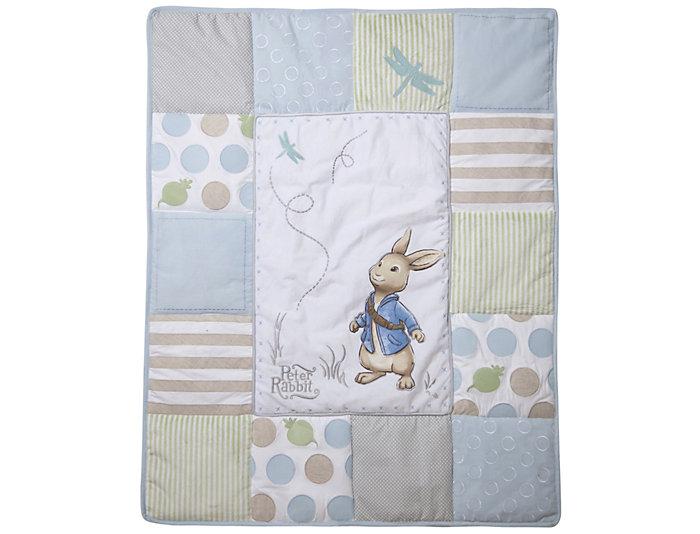 Peter Rabbit Crib Bedding Set, , large