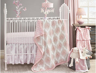 Charlotte Crib Bedding Set, , large