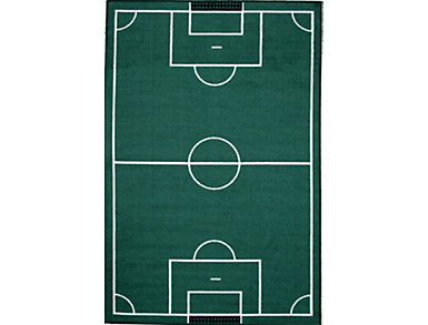 "Funtime Soccer 3'3"" x 4'10"" Rug, , large"