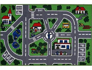 """Fun Time Streets Rug 5'3""""X7'6"""", , large"""