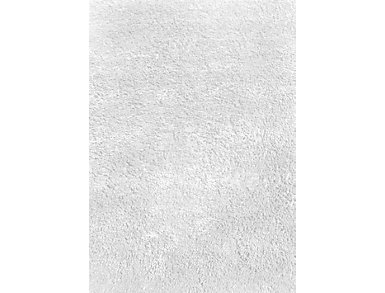 "Fun Rugs White Shag 51""X 78"", , large"