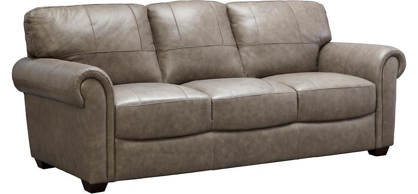 Branson Leather Sofa