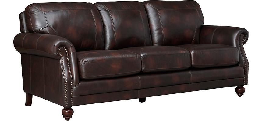 Hayward Leather Sofa