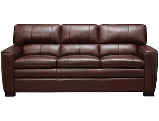 Leland Sofa, Brown, , large