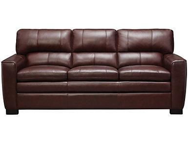 Leland Sofa, Brown, , large