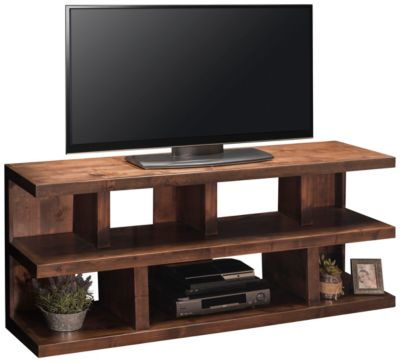 Dark Wood Tv Credenza : Tv stands and media centers ashley furniture homestore