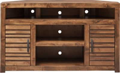 Dark Wood Tv Credenza : Tv stands the brick