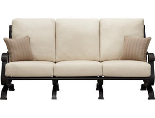 Grand Isle Sofa, Metal, , large