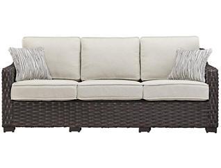 Sloan Sofa, Brown, , large