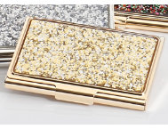 shop kate spade Gold Card Holder