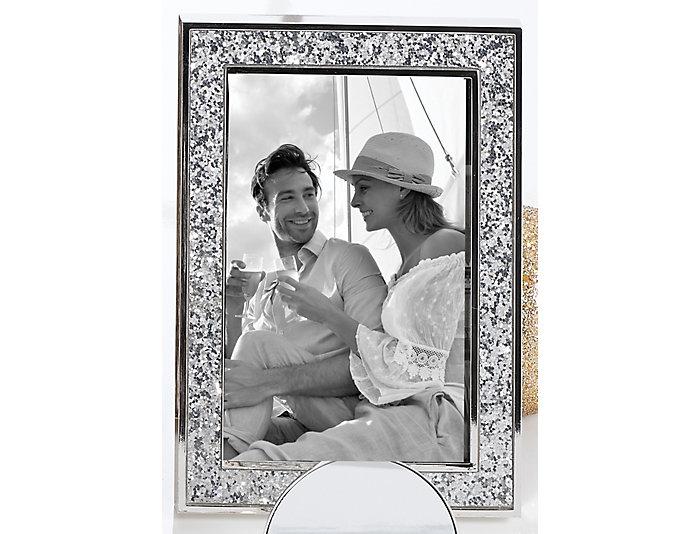 Kate Spade Silver Frame 4x6 Art Van Home
