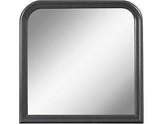 Philippe Mirror, Grey, , large