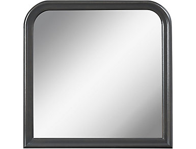 Philippe Mirror, Grey, , large